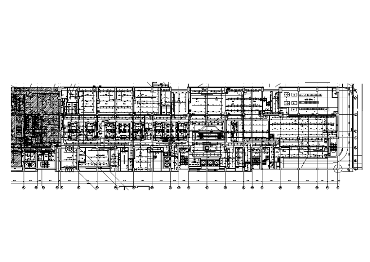 北京三里屯商业综合体全套给排水设计施工图