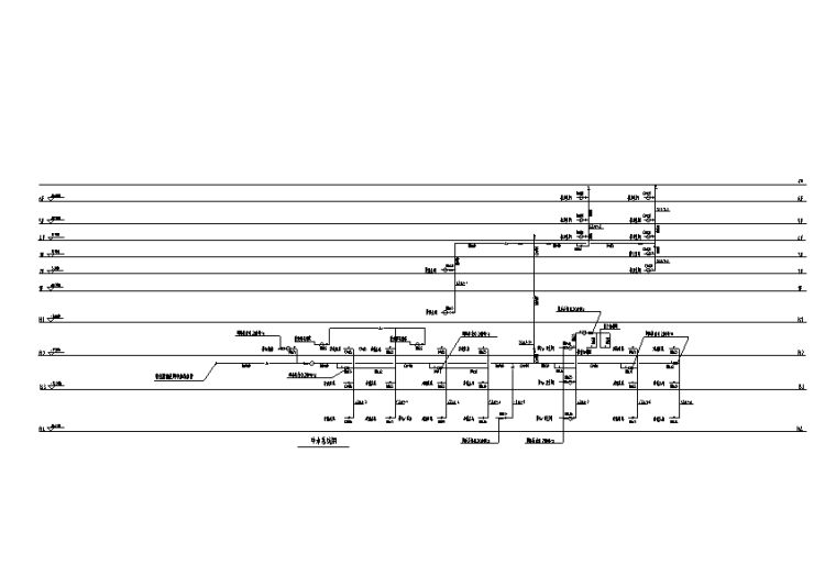 中水系统图