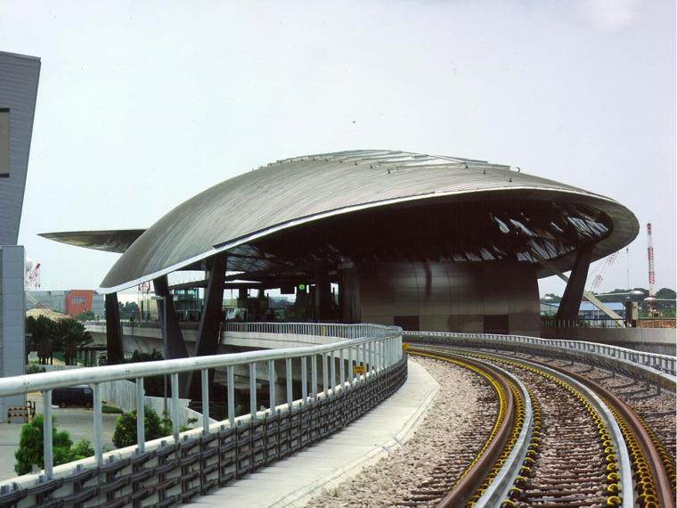 新加坡世博会站