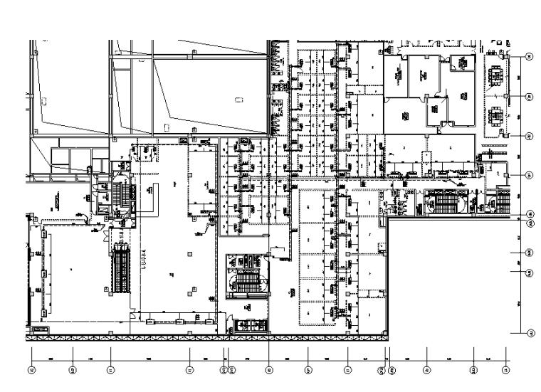佛山档案馆暖通设计施工图纸