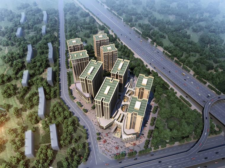 [成都]框架剪力墙结构商业办公楼绿色施工方案(内容完整)
