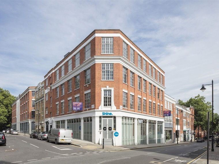 英国Hardwick街办公楼