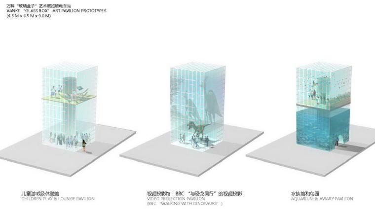 [上海]南站绿轴项目景观方案设计(露天广场,滑板广场,茶社等)附:CAD图纸,SU模型_3
