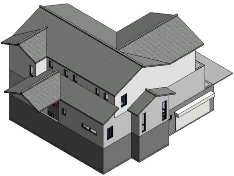 revit建筑设计、绘图图文教程小别墅功能详解(附图丰富)