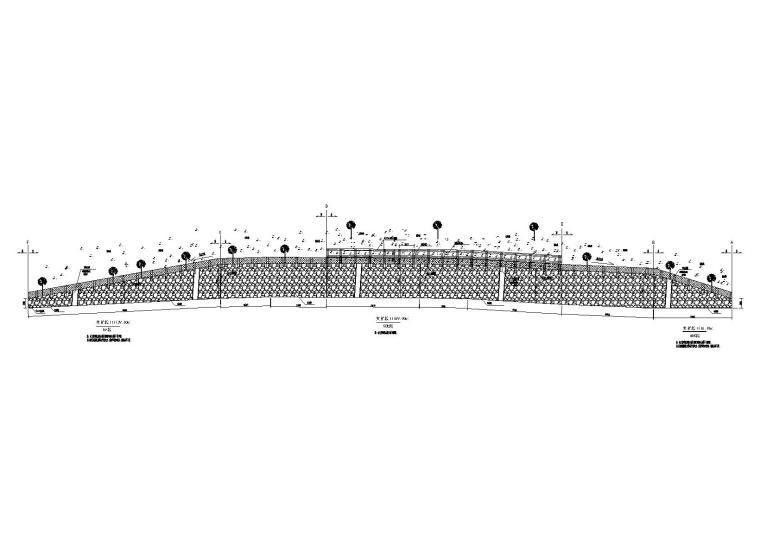 挡土墙设计施工图(2015)