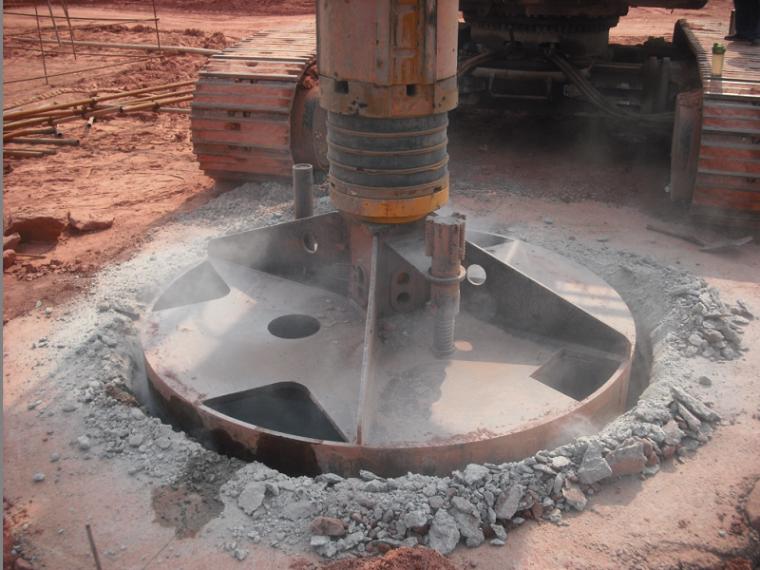 旋挖成孔灌注桩工程技术规程PPT(图文丰富)
