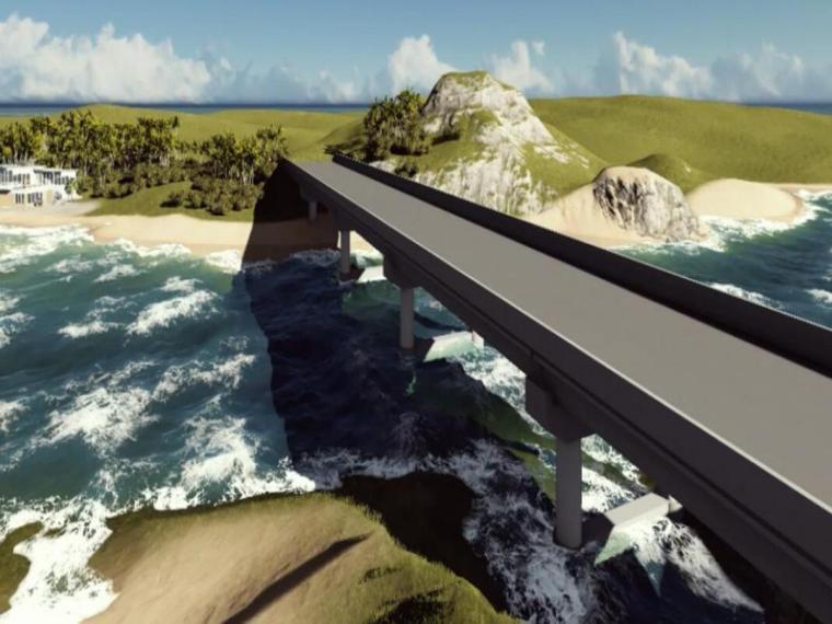 revit桥梁主体结构建模实例及方法(清楚明了)