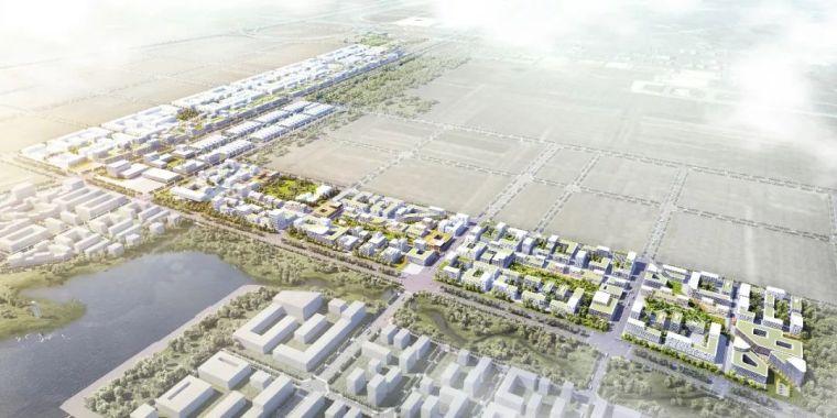 合肥中德智慧产业园启动区设计项目