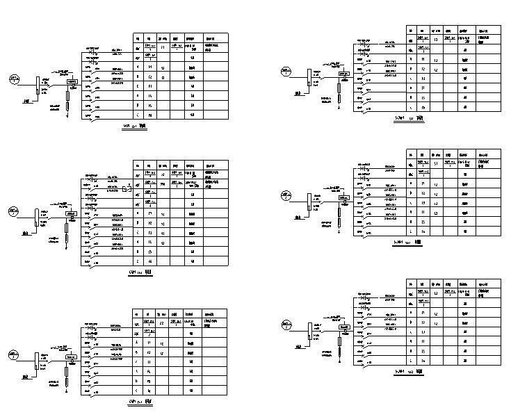 配电箱系统图-2