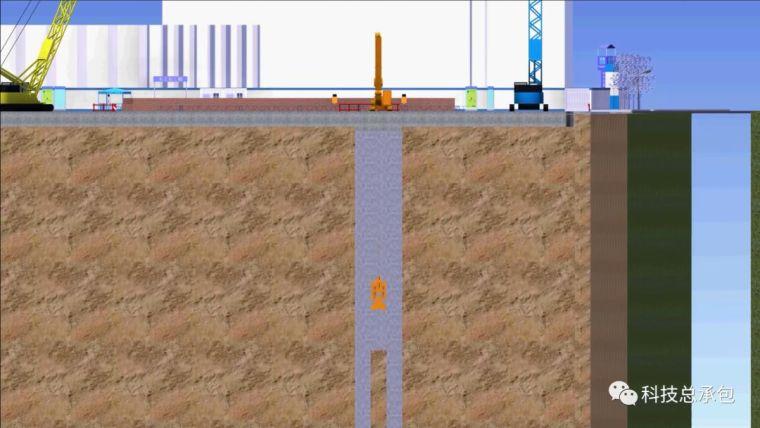 地下连续墙施工的实例演示,五分钟了解完整工艺!_3
