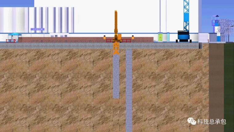 地下连续墙施工的实例演示,五分钟了解完整工艺!_2
