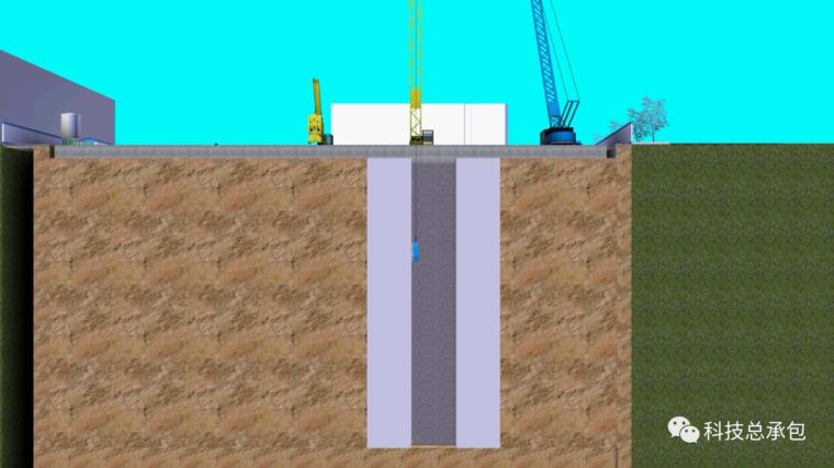地下连续墙施工的实例演示,五分钟了解完整工艺!_4