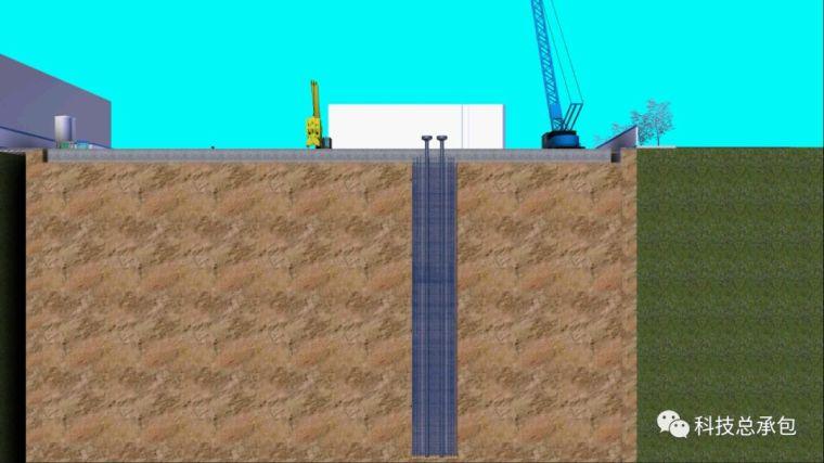 地下连续墙施工的实例演示,五分钟了解完整工艺!_11