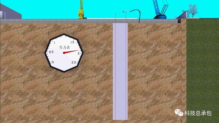 地下连续墙施工的实例演示,五分钟了解完整工艺!_16