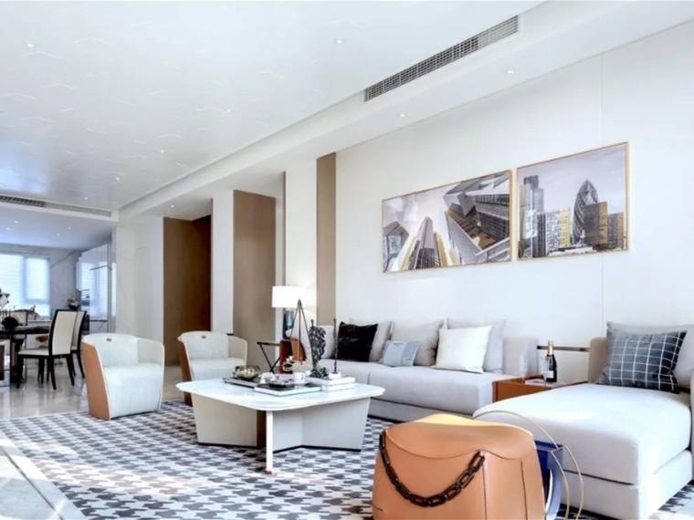 南京1485㎡金隅叠院的住宅