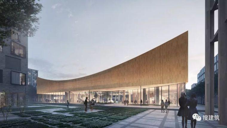 一座新博物馆的获胜方案