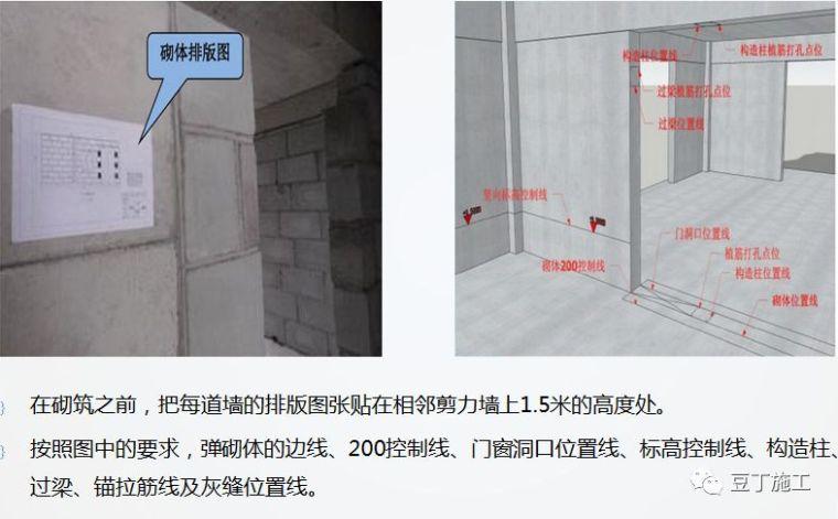 砌筑及抹灰工程质量控制提升措施,详解具体做法!_10
