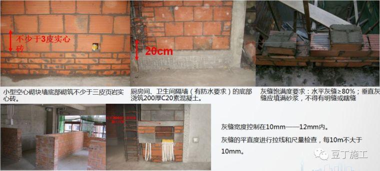砌筑及抹灰工程质量控制提升措施,详解具体做法!_21