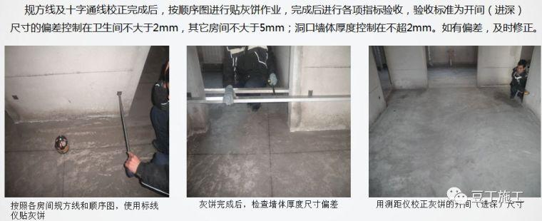 砌筑及抹灰工程质量控制提升措施,详解具体做法!_46