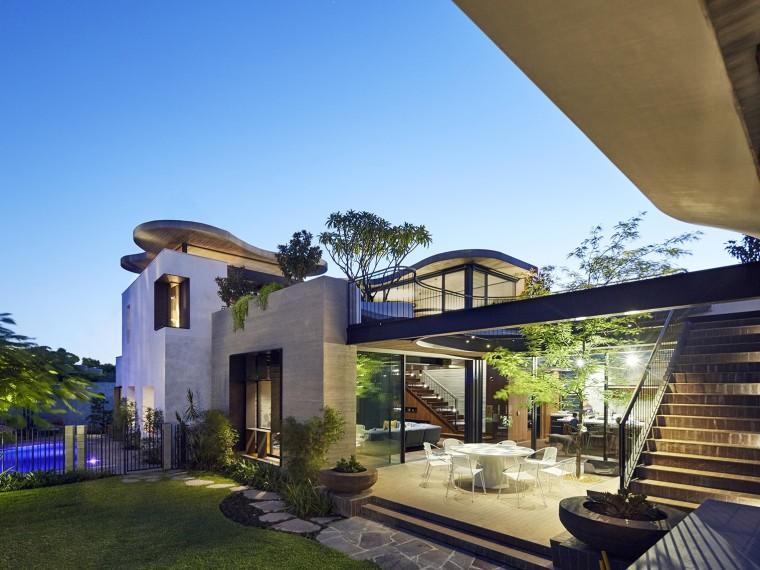 澳大利亚Roscommon住宅
