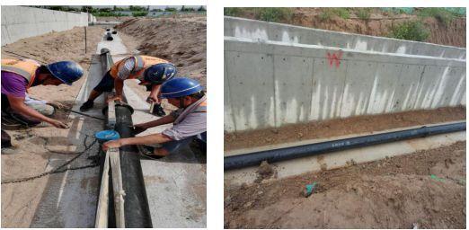 给水铸铁管道安装