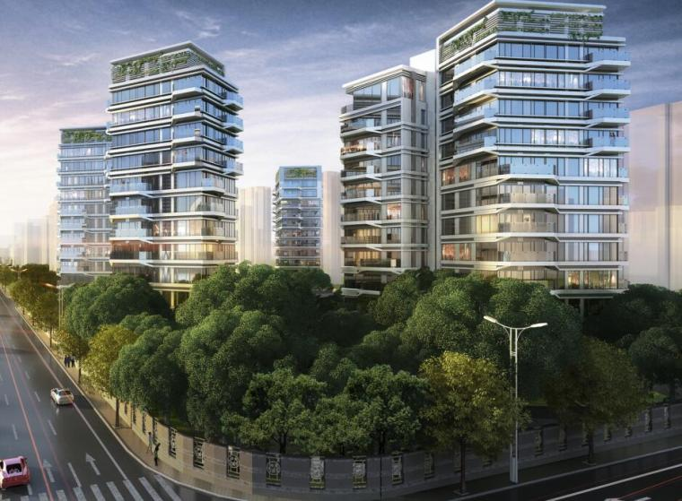 [上海]三湘股份前滩居住区概念方案投标文本(霍普设计|PDF+95页)