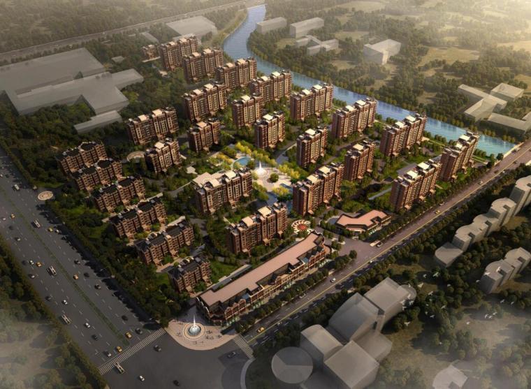 [上海]招商地产大场住宅建筑概念设计-BOTAO(PDF+168页)