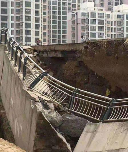 安徽一大桥发生部分塌陷!官方通报原因