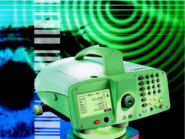 DNA03电子水准仪使用说明解析培训讲义PPT(图文并茂)