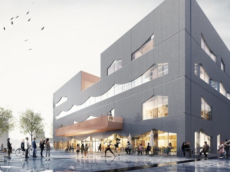 瑞典塞尔玛斯特德文化中心