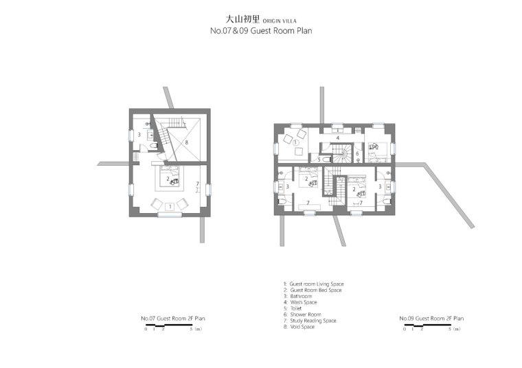 Bldg_No.7_9_Guest_Room_Plan_2F