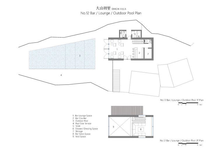 Bldg_No.12_Bar__Lounge__Outdoor_Pool_Plan