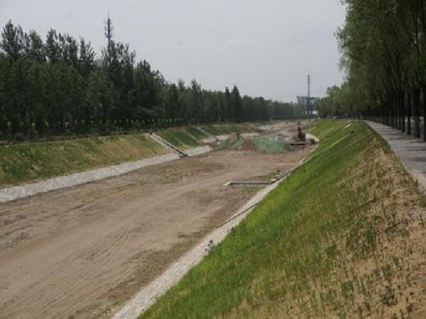景区河道环境整治工程水土保持与景观绿化