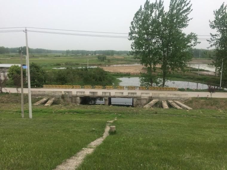 [安徽]既有桥梁拆除工程道路改移及施工方案