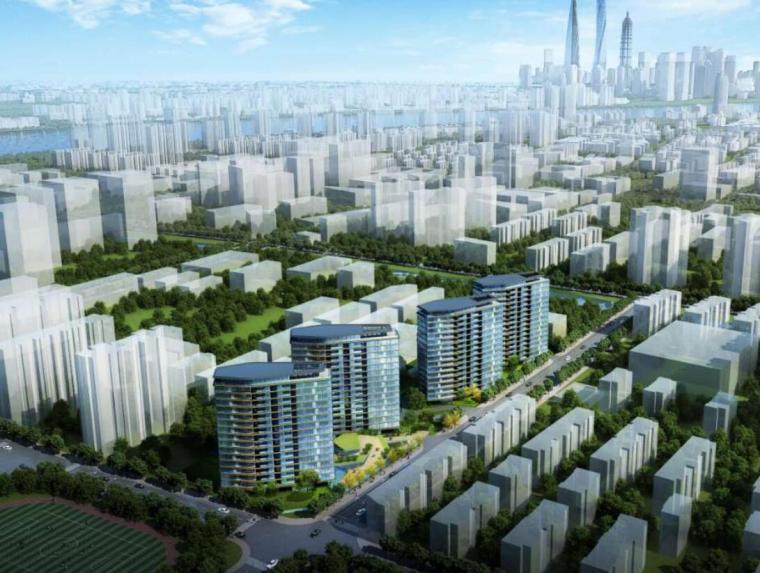 [上海]平凉社区02C1-12地块居住区建筑方案文本(天华设计|PDF+93页)