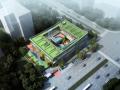 [江苏]苏州工业园区二实幼儿园建筑模型设计