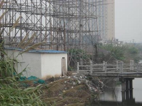 [江苏]河道整治疏浚工程施工方案