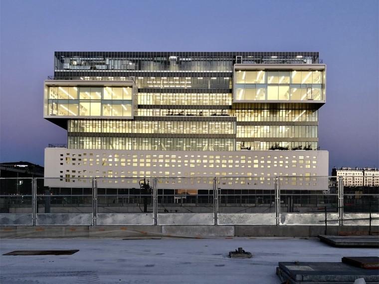 广东多层图书馆改扩建项目安装施工组织设计