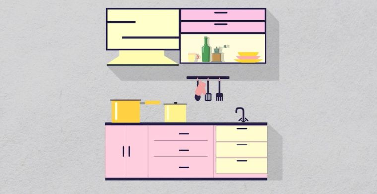 室内设计中常用高度,马上收藏!