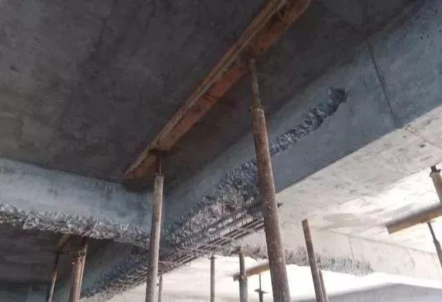 梁柱质量事故加固方案