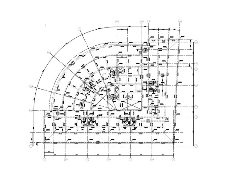 上海新天地-住宅改酒店工程结构加固招标图(2014)