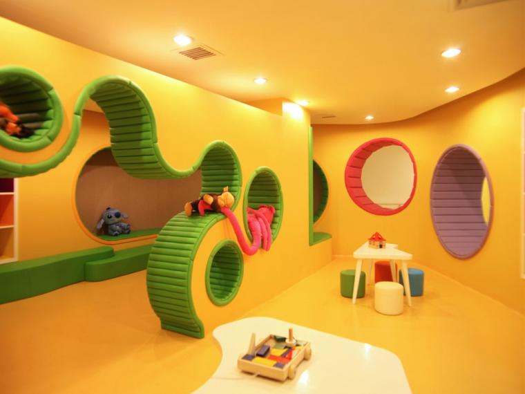 嫣然天使儿童医院空间及家具定制设计