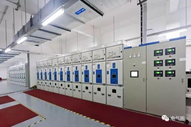 高低压配电柜安装规范