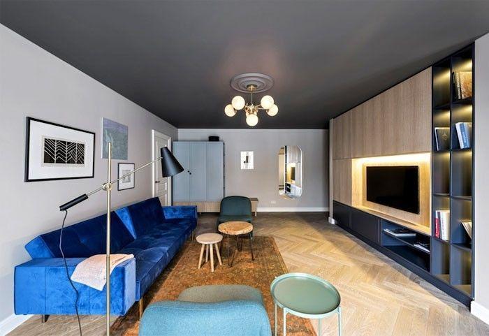 """新与旧混搭,室内设计中的""""新古典主义"""""""