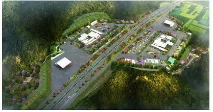 谈谈高速公路绿化景观设计