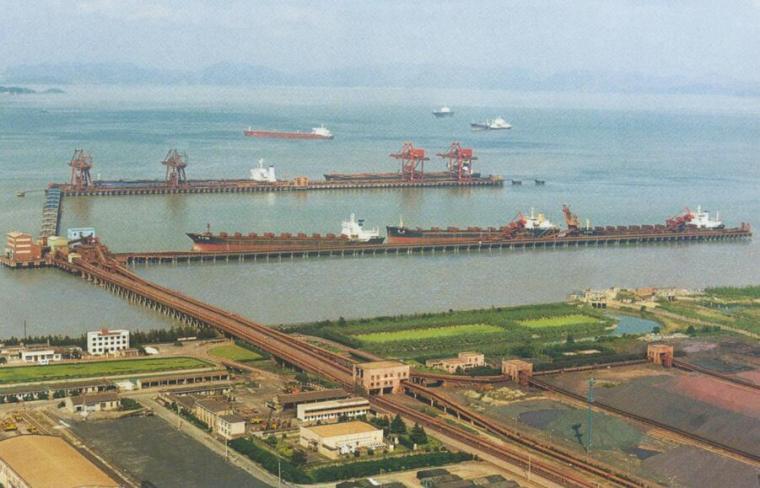 水运工程港口发展规划培训讲义(117页,附图丰富)