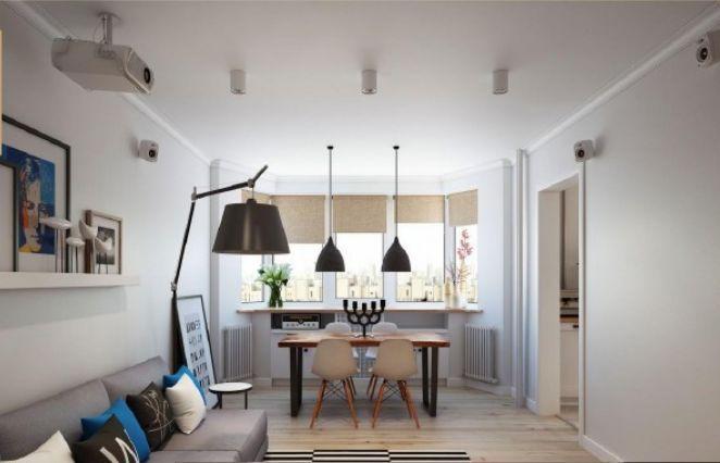 室内设计案例分析——Geometrium私人公寓