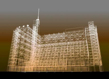 房地产项目开发540个节点计划及分工(参考)