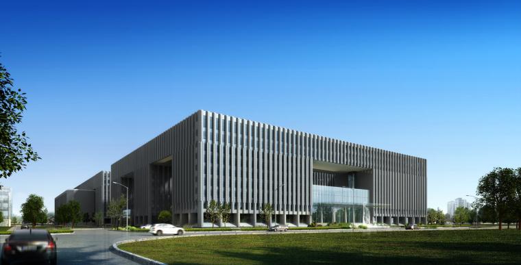 [北京]办公楼工程绿色施工达标工地展示(107页)