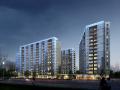 现代风格创智酒店公寓建筑设计(2018年)
